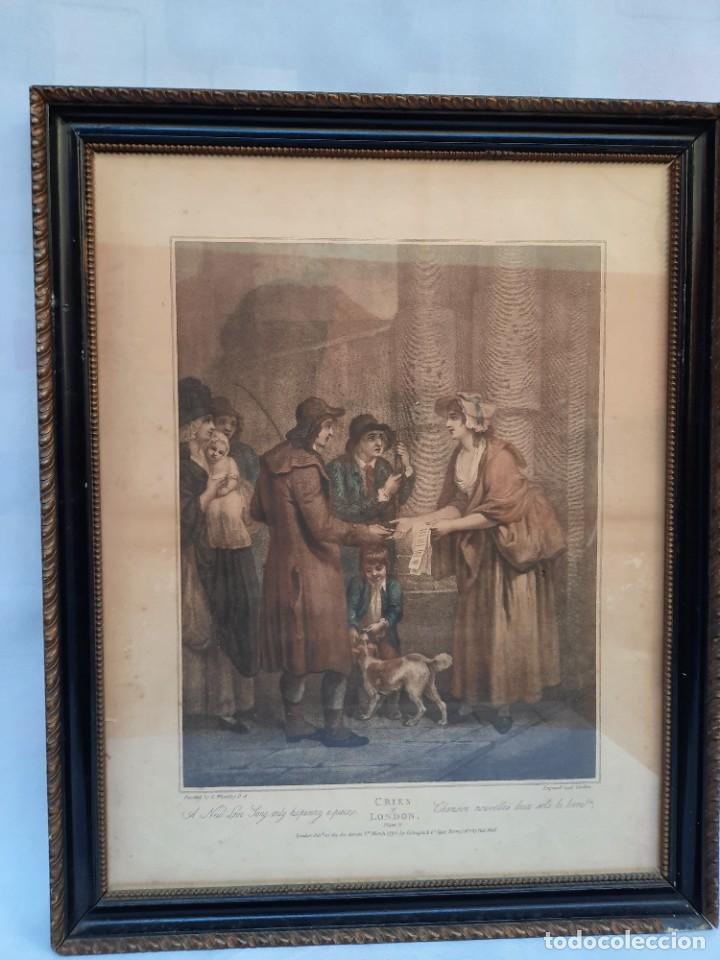 GRABADO A.CARDON - (Arte - Grabados - Antiguos hasta el siglo XVIII)