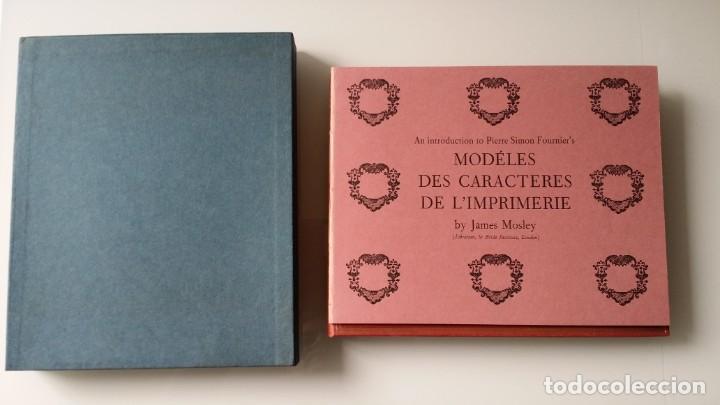 Arte: FOURNIER: MODELES DES CARACTERES DE LIMPRIMERIE, 1965 - Foto 6 - 235810355