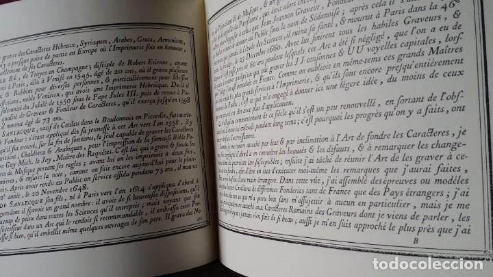 Arte: FOURNIER: MODELES DES CARACTERES DE LIMPRIMERIE, 1965 - Foto 16 - 235810355