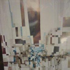 Arte: GRABADO ABSTRACTO DE JOAN CLARET I COROMINAS-1971. Lote 235990645