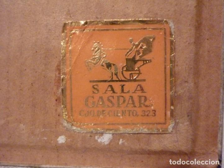 Arte: GRABADO ABSTRACTO DE JOAN CLARET I COROMINAS-1971 - Foto 7 - 235990645