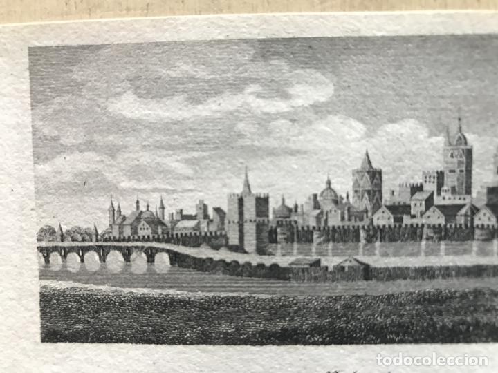 Arte: Vista panorámica de la ciudad de Valencia (España), hacia 1850. D. Burkhart - Foto 4 - 236005875