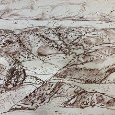Arte: AGUSTÍN REDONDEL (MADRID, 1922-MADRID,2015). Lote 237080655