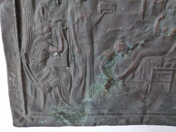 Arte: GRABADO EN HUECO -LA TOILETTE DE HELENE- AÑO 1906 - Foto 2 - 237378845