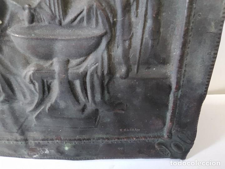 Arte: GRABADO EN HUECO -LA TOILETTE DE HELENE- AÑO 1906 - Foto 8 - 237378845