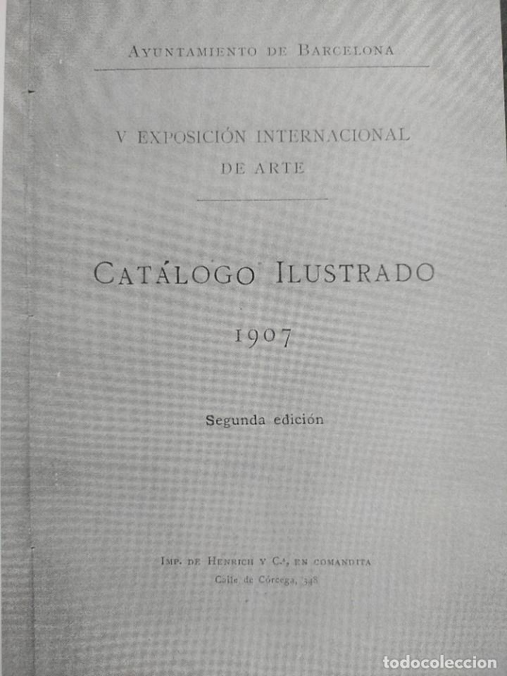 Arte: GRABADO EN HUECO -LA TOILETTE DE HELENE- AÑO 1906 - Foto 25 - 237378845