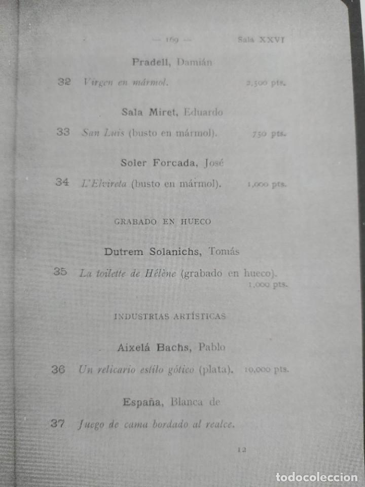 Arte: GRABADO EN HUECO -LA TOILETTE DE HELENE- AÑO 1906 - Foto 26 - 237378845