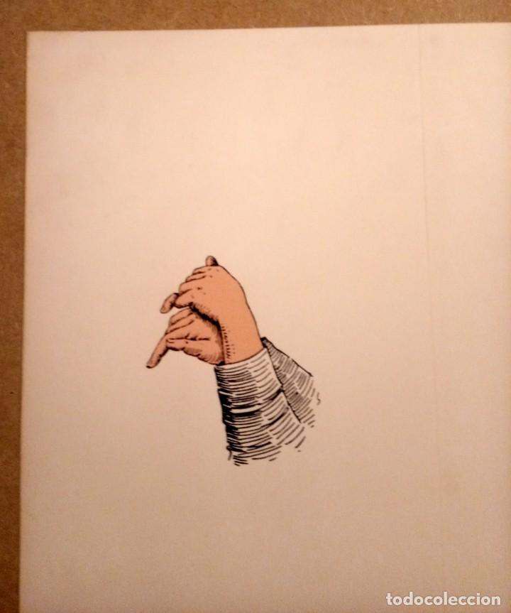 Arte: Poema visual per al Bulevard Rosa, 1982 - Joan Brossa - Foto 3 - 237472275