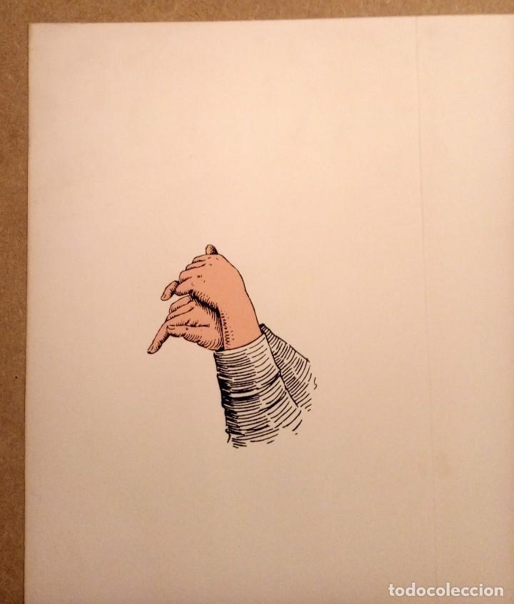Arte: Poema visual per al Bulevard Rosa, 1982 - Joan Brossa - Foto 4 - 237472275