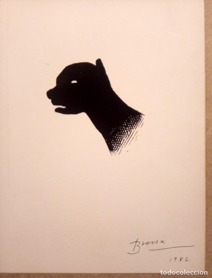 Arte: Poema visual per al Bulevard Rosa, 1982 - Joan Brossa - Foto 5 - 237472275