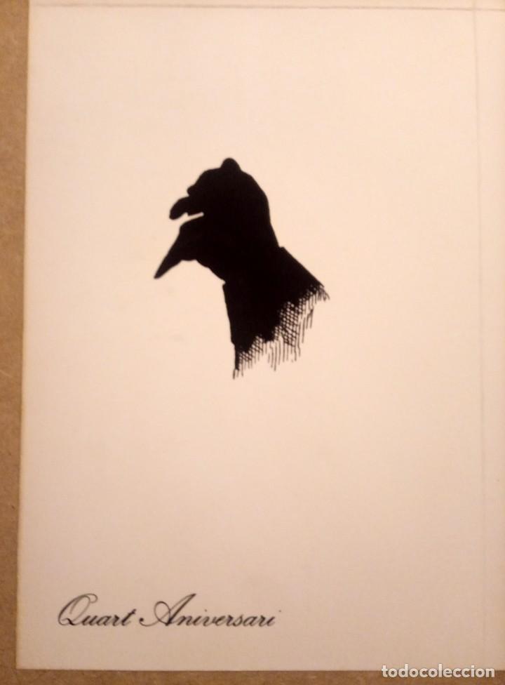 Arte: Poema visual per al Bulevard Rosa, 1982 - Joan Brossa - Foto 6 - 237472275