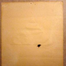 Arte: SERIGRAFÍA JOAN BROSSA - SUBSOL (SUBSUELO) 1975. Lote 237475080