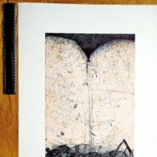 """Arte: BRINKMANN - """"SIN TÍTULO"""" - LÁMINA COLECCIÓN """"ARTE Y TRABAJO"""" - MINISTERIO DE TRABAJO - 1985. Lote 237931400"""