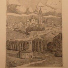 Arte: GRABADO DE LLEDÍAS (1897 -1970). Lote 238105675