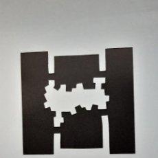 Art: EDUARDO CHILLIDA - GRABADO GOFRADO ORIGINAL. Lote 240451220
