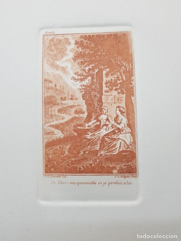 Arte: Grabados antiguos al Cobre Franceses lote 6 - Foto 4 - 240512285