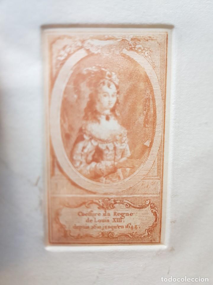 Arte: Grabados antiguos al Cobre Franceses lote 6 - Foto 7 - 240512285