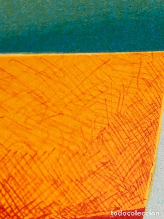 Arte: Max Papart , Sportif 2 , litografia firmada a lápiz , edición de 150 ejemplares , - Foto 2 - 240624170