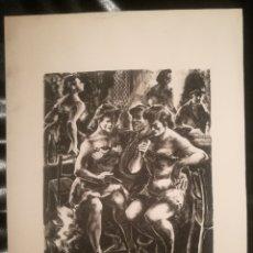 Arte: PROSTÍBULO POR JOAQUIM MARTÍ BAS (1910-66). Lote 241424260