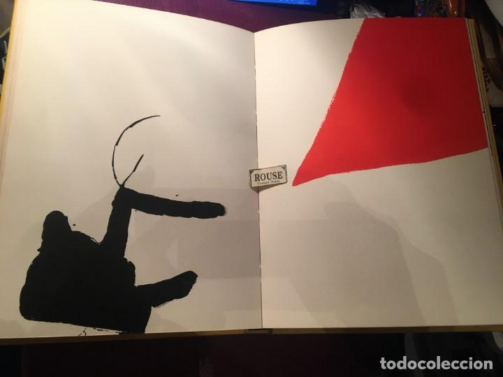 Arte: JOAN BROSSA - ODA A JOAN MIRÓ EDC. DE 500 EJEMP. OFERTAMOS EL Nº 237 FIRMADO A MANO POR JOAN BROSSA - Foto 5 - 244196850