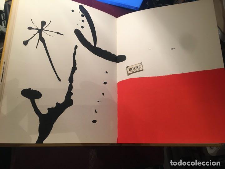 Arte: JOAN BROSSA - ODA A JOAN MIRÓ EDC. DE 500 EJEMP. OFERTAMOS EL Nº 237 FIRMADO A MANO POR JOAN BROSSA - Foto 6 - 244196850