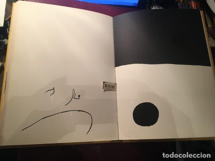 Arte: JOAN BROSSA - ODA A JOAN MIRÓ EDC. DE 500 EJEMP. OFERTAMOS EL Nº 237 FIRMADO A MANO POR JOAN BROSSA - Foto 7 - 244196850