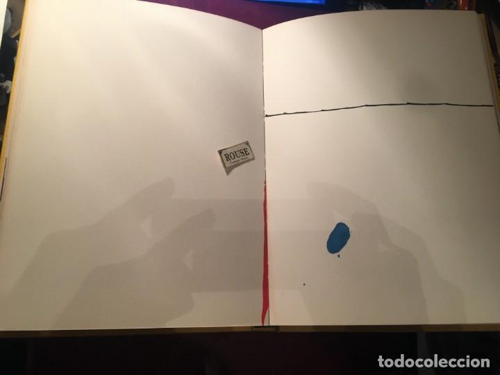 Arte: JOAN BROSSA - ODA A JOAN MIRÓ EDC. DE 500 EJEMP. OFERTAMOS EL Nº 237 FIRMADO A MANO POR JOAN BROSSA - Foto 8 - 244196850