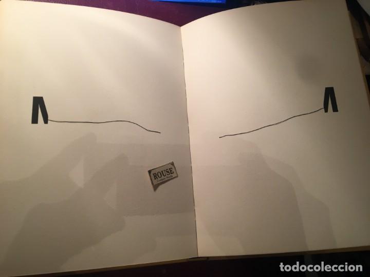 Arte: JOAN BROSSA - ODA A JOAN MIRÓ EDC. DE 500 EJEMP. OFERTAMOS EL Nº 237 FIRMADO A MANO POR JOAN BROSSA - Foto 9 - 244196850
