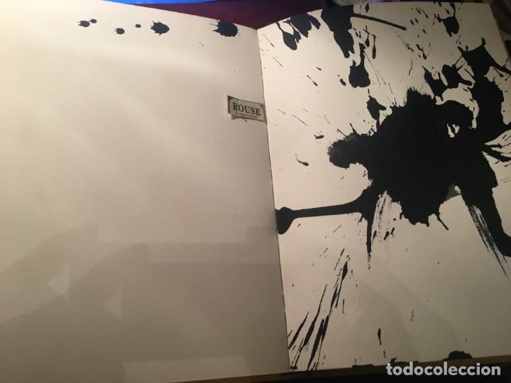 Arte: JOAN BROSSA - ODA A JOAN MIRÓ EDC. DE 500 EJEMP. OFERTAMOS EL Nº 237 FIRMADO A MANO POR JOAN BROSSA - Foto 10 - 244196850