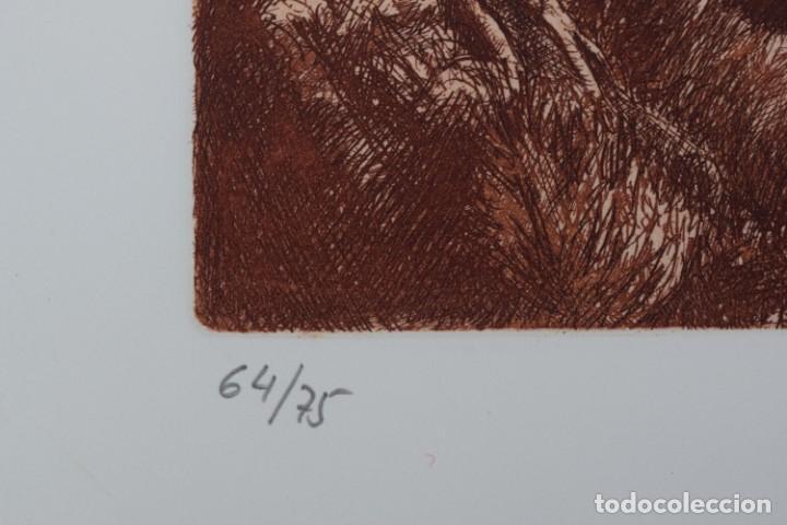 Arte: Grabado/impresión de Jordi Biro, numerado - Foto 3 - 245122240