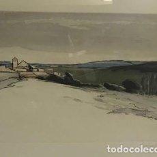 Arte: GRABADO DE CIRILO MARTINEZ NOVILLO. Lote 245524455