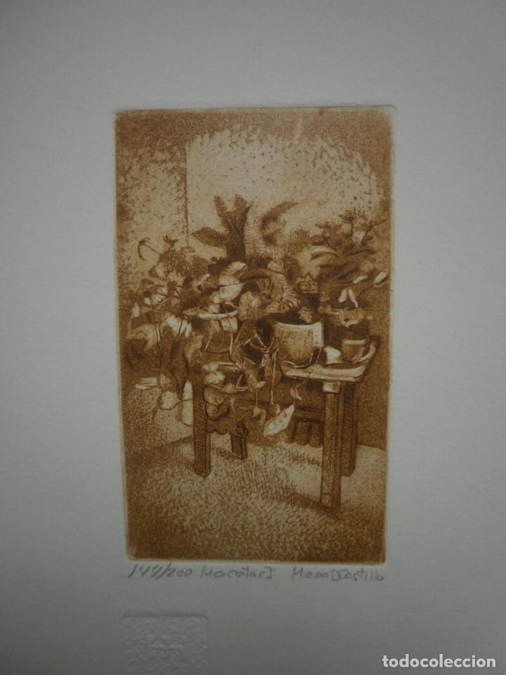 GRABADO (Arte - Grabados - Contemporáneos siglo XX)