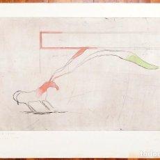 Arte: VICTOR MIRA - 1983 - AGUAFUERTE. Lote 246240555