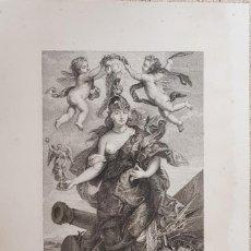 Arte: MARÍA DE MÉDICIS EN MINERVA. RUBENS & DUTHÉ. Lote 246423485