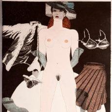 Arte: FERNANDO BELLVER - AGUAFUERTE - 77 EJ.. Lote 247127565