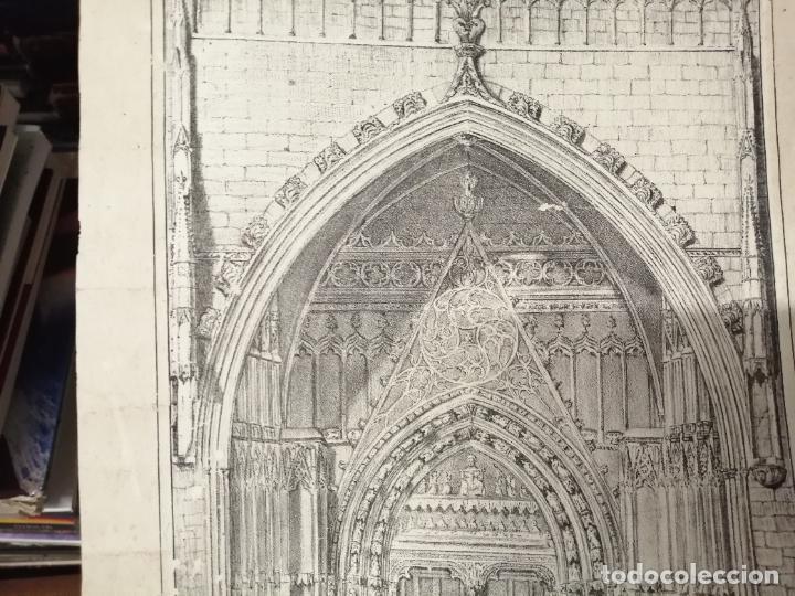Arte: 3 GRABADOS ORIGINALES 1ª EDICIÓN 1840 PANORAMA ÓPTICO - HISTÓRICO - ARTÍSTICO BALEARES . FURIÓ - Foto 4 - 247331440