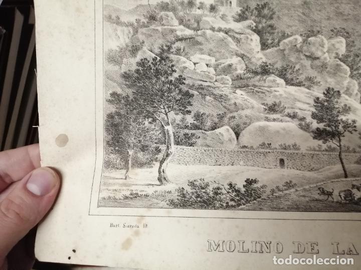 Arte: 3 GRABADOS ORIGINALES 1ª EDICIÓN 1840 PANORAMA ÓPTICO - HISTÓRICO - ARTÍSTICO BALEARES . FURIÓ - Foto 9 - 247331440