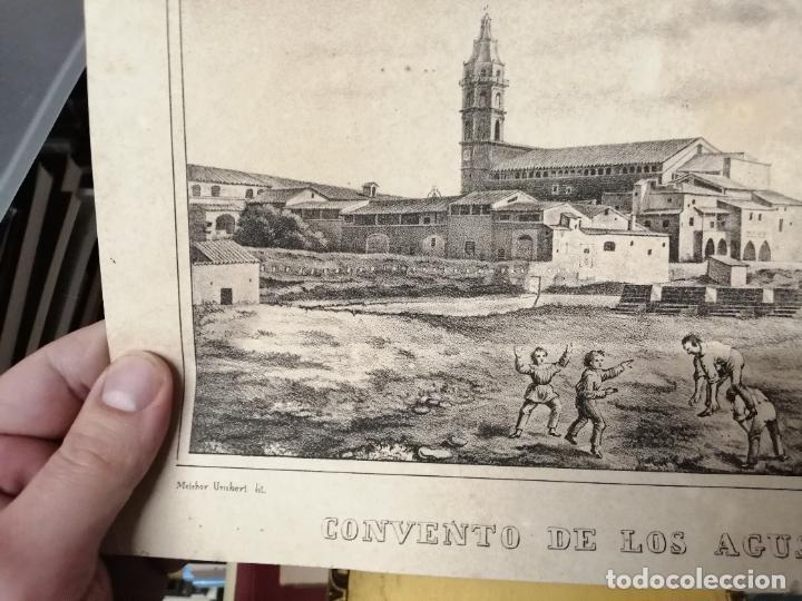 Arte: 3 GRABADOS ORIGINALES 1ª EDICIÓN 1840 PANORAMA ÓPTICO - HISTÓRICO - ARTÍSTICO BALEARES . FURIÓ - Foto 14 - 247331440