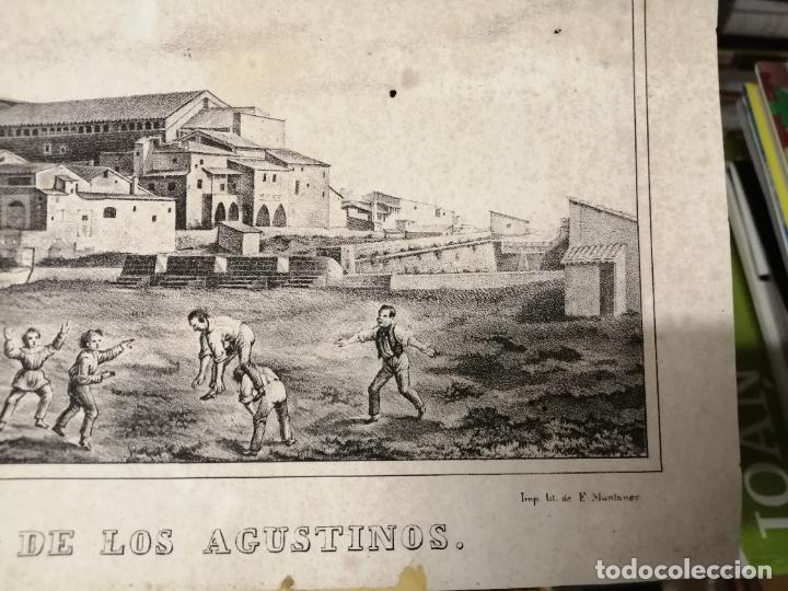 Arte: 3 GRABADOS ORIGINALES 1ª EDICIÓN 1840 PANORAMA ÓPTICO - HISTÓRICO - ARTÍSTICO BALEARES . FURIÓ - Foto 15 - 247331440