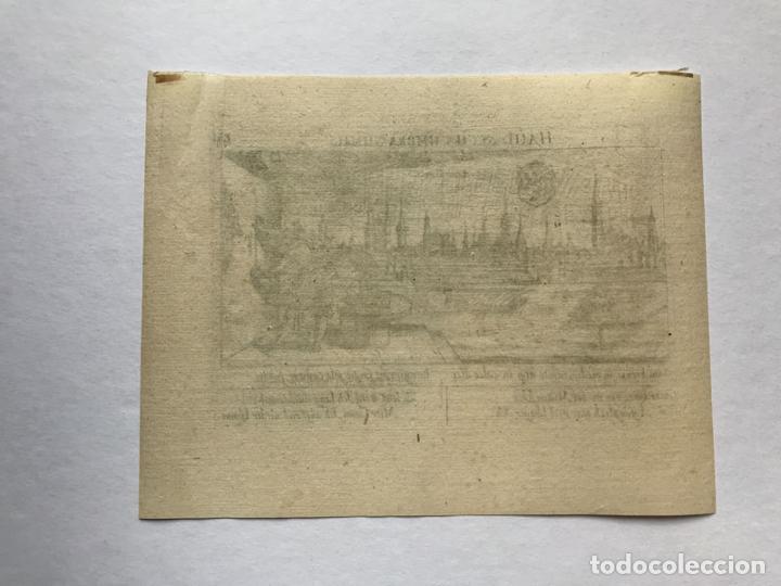 Arte: Grabado antiguo siglo XVII Baja Sajonia Alemania 1635 Braunschweig - Braunschweig - Foto 6 - 247974805
