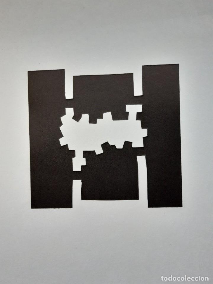 EDUARDO CHILLIDA - PAREJA DE GRABADOS (Arte - Grabados - Contemporáneos siglo XX)