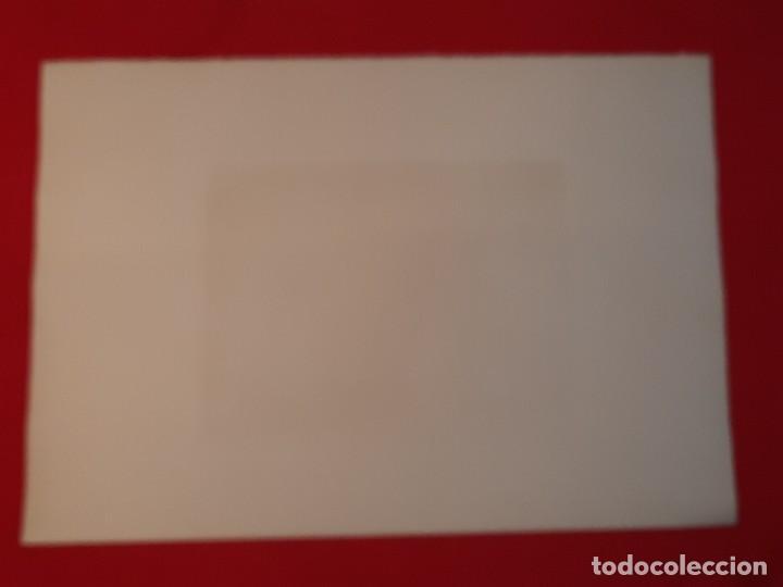 Arte: Cristo de la Agonía Ricardo Baroja Aguatinta Aguafuerte Calcografía nacional Planchas originales 70 - Foto 6 - 249457690