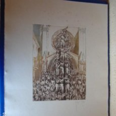Arte: (ART-210304)AIGUAFORT-AUTOR:MARIA-5/75-CASTELLERS. Lote 249467950