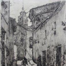 Arte: ALEXANDRE CARDUNETS 44 X 34 CM. FIRMADO A LÁPIZ.. Lote 249550455