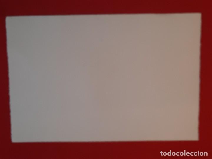 Arte: Grabado Calcografía Jean Emile Laboureur Edición Louvre C 1932 Un Dimanche de printemps a longchamp - Foto 7 - 251838080