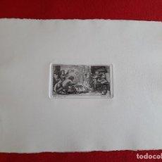 Arte: 3 ALEGORÍAS GRABADO GRABADO Y ACUÑACIÓN MEDALLAS JUAN BERNABÉ PALOMINO ACADEMIA SAN FERNANDO. Lote 252202620
