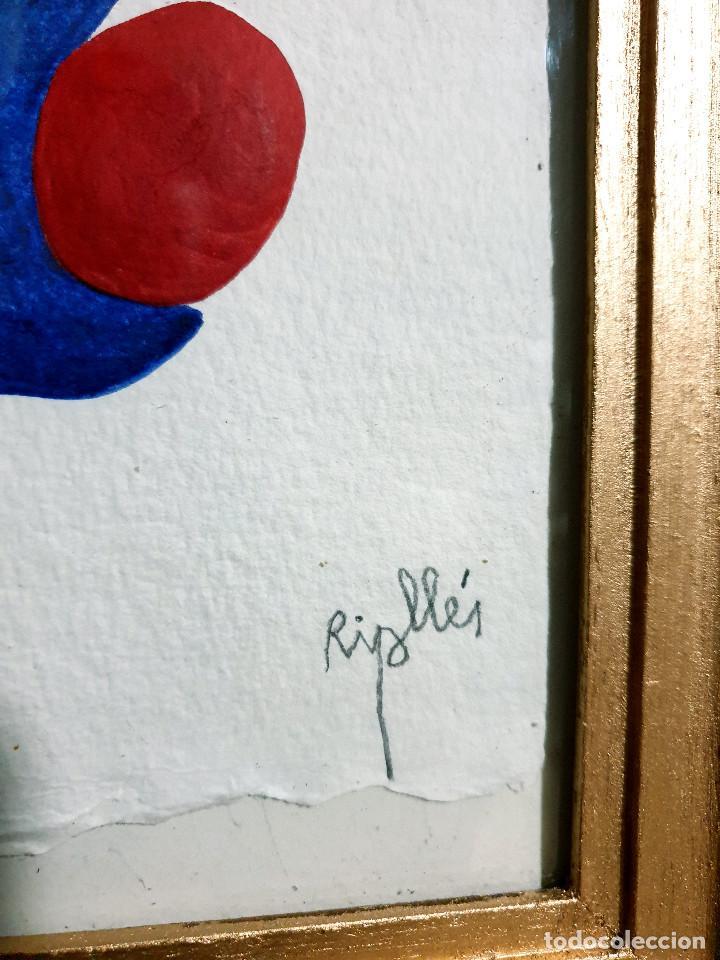 Arte: Juan García Ripollés enmarcado PRUEBA AUTOR - Foto 6 - 252396035