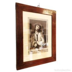 Arte: GRABADO RELIGIOSO. VERDADERA IMAGEN DEL DEVOTO ECCE-HOMO. 1794. JOSÉ RAMÓN RODRÍGUEZ.. Lote 252673995
