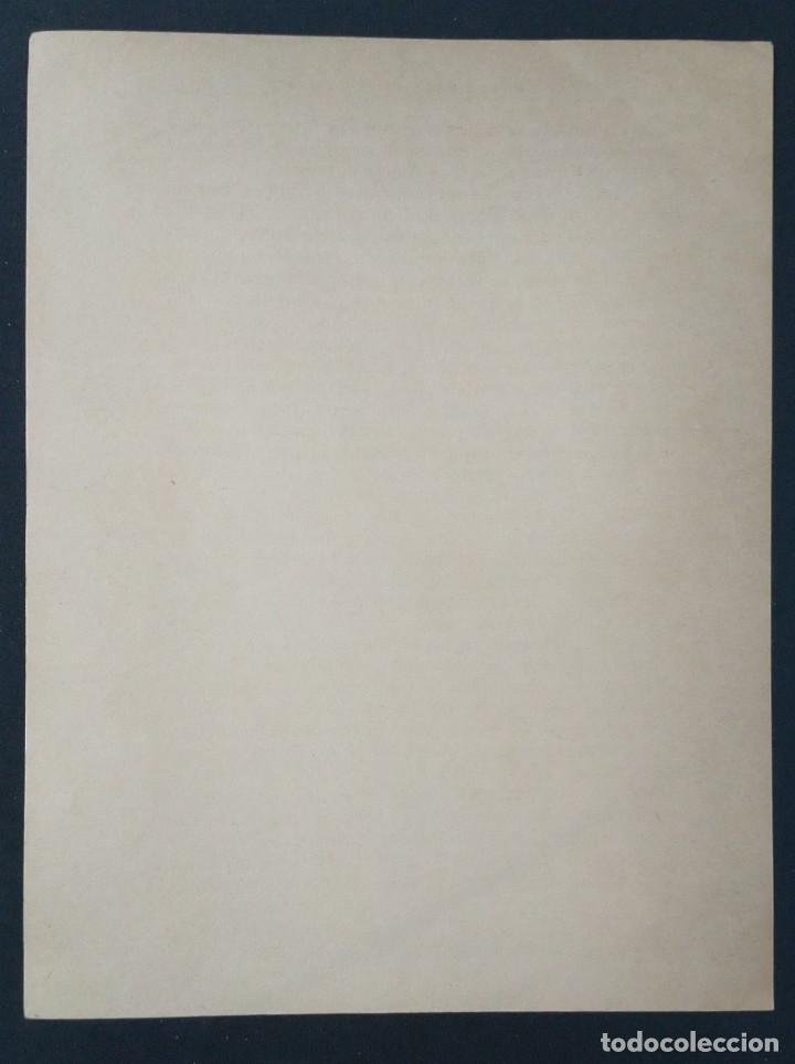 Arte: LITOGRAFIA DE DON QUIJOTE DE LA MANCHA PLANCHA 42 CAP XXXII DIBUJOS Gustave Doré GRABADOS H. Pisan - Foto 3 - 253192590