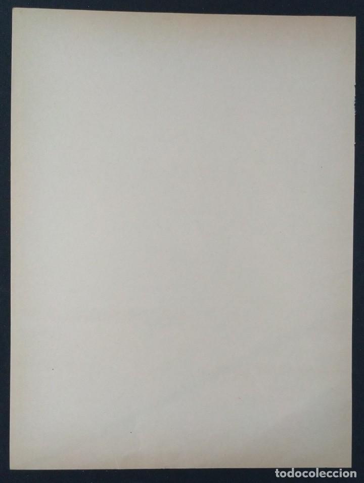 Arte: LITOGRAFIA DE DON QUIJOTE DE LA MANCHA PLANCHA 80 CAP XXIII DIBUJOS Gustave Doré GRABADOS H. Pisan - Foto 3 - 253193365